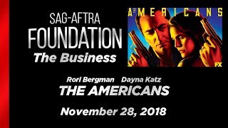 The Business: Rori Bergman & Dayna Katz of THE AMERICANS