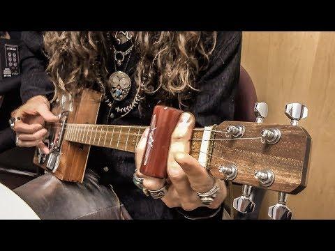 Roots Blues Slide Guitar on KMOX Radio, St. Louis
