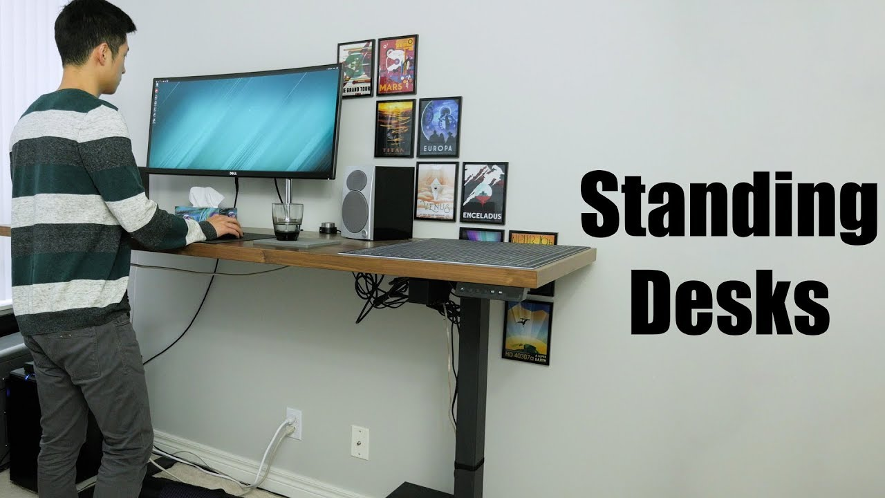 Are Standing Desks Overrated  My 1 Year Experience  YouTube