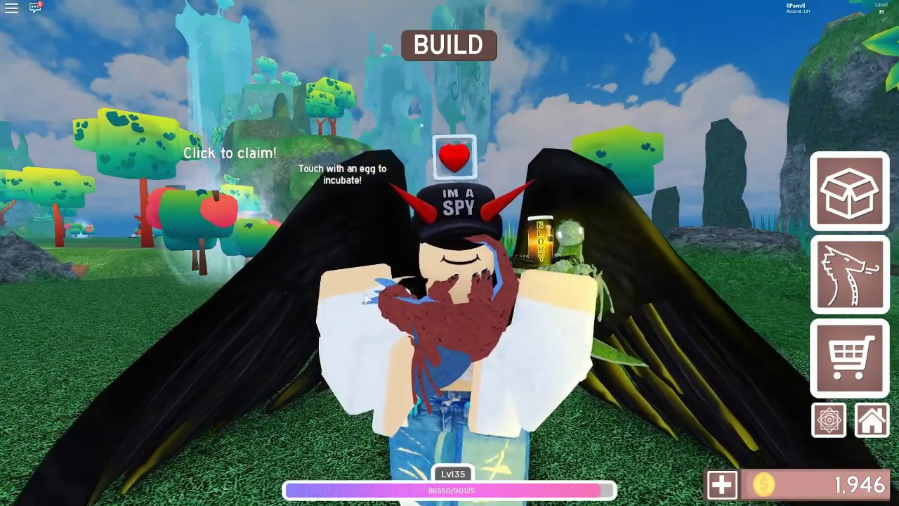 Roblox Dragon Adventures How To Get Eggs Youtube