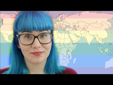 Should Gay People Go To Homophobic Countries?
