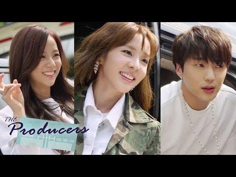 Winner Kang Seungyoon, Blackpink Jisoo, 2NE1 Sandara Park As Specials Guests [The Producers Ep 4]