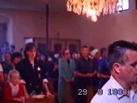 DOBROPOLJANA   PAŠMAN, 29  IX  1988