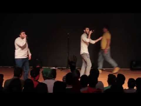 Enes Alper & Vice - Kilogrhyme  Canlı Performans Kargaşa Vol 15