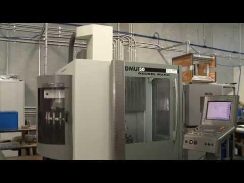OneCNCXR6 CAD CAM 5 Axis machining DMG MORI SEIKI
