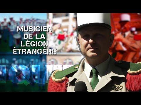 [14 Juillet 2017] Musicien à la Légion étrangère