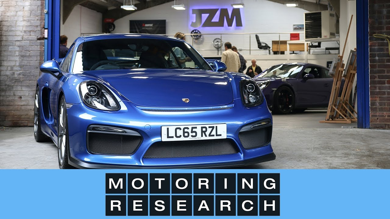 We Go Inside The Supercar Showroom At Jzm Porsche Youtube