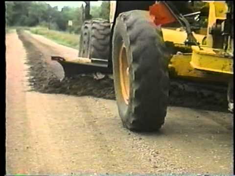 Problems With Gravel Roads (Part 2)