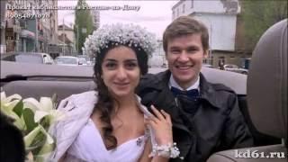 Свадебный кабриолет Крайслер. Прокат кабриолетов в Ростове. Аренда авто на свадьбу