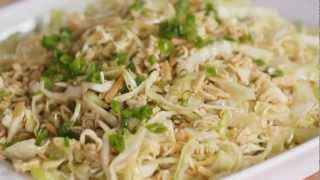 How To Make Crunchy Ramen Noodle Salad