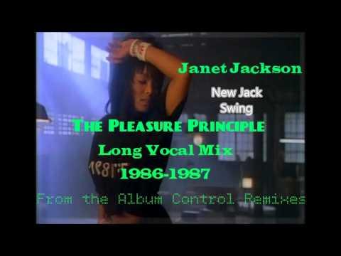 Janet Jackson The Pleasure Principle Remix...