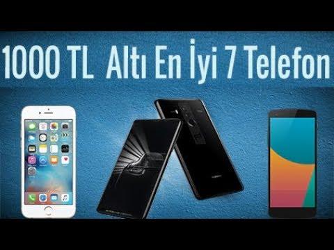 1000 TL Altı En İyi 7 Telefon