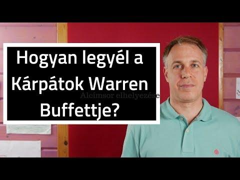 Hogyan legyél a Kárpátok Warren Buffettje? letöltés