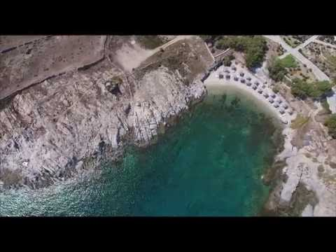 Mykonos in 4K - Dji Phantom 4