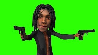 YNW Melly Murder On My Mind Green Screen Shooting Blicky