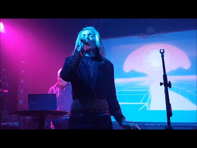 SoftWave LIVE - Awake But Still Asleep (Synthwave Live 2, London) fan video