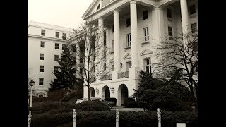 The Greenbrier in White Sulphur Springs, WV. Flashback to 1981 visit