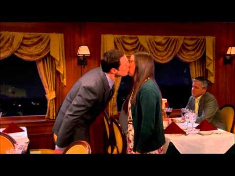 """""""You Want Romance"""" = A KISS?!? (TBBT 7X15 - The Locomotion Manipulation)"""
