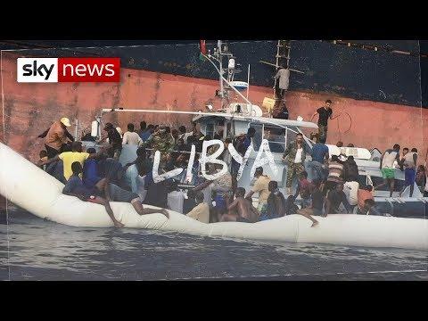 Libya's overflowing migrant prisons | Hotspots
