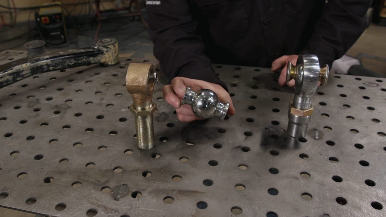 Benefits And Drawbacks To Different Types Of Suspension Joints