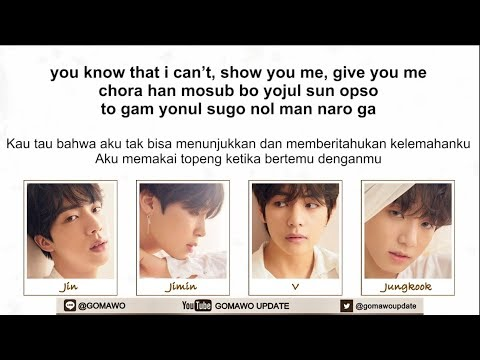 Easy Lyric BTS - THE TRUTH UNTOLD By GOMAWO [Indo Sub]