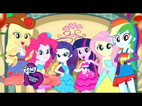 Equestria Girls: Tales Of Canterlot