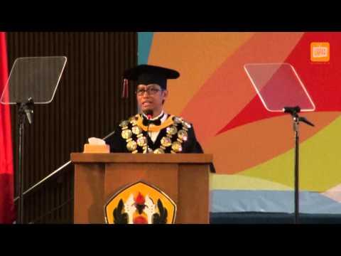 Pidato Rektor Unpad Pada Dies Natalis ke-58 Universitas Padjadjaran