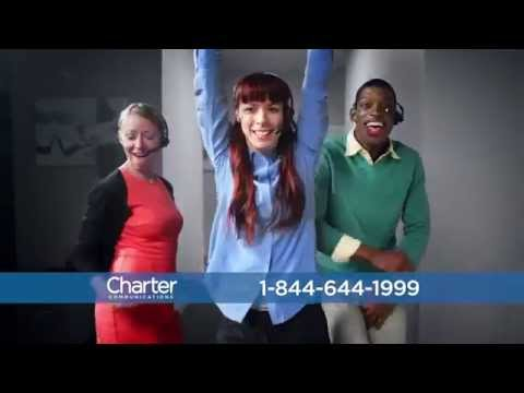 Charter Double Play Commercial - Dancing In Office