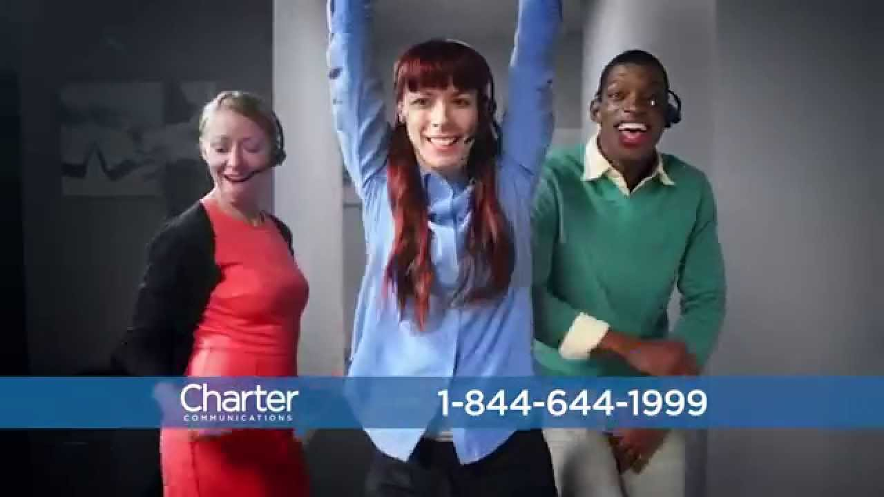 Charter Double Play Commercial - Dancing in Office - YouTube