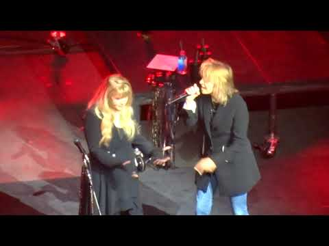 Stop Dragging My Heart Around, Stevie Nicks & Chrissie Hynde, Icc Sydney, November 7 2017
