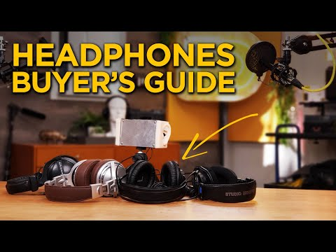 Headphones Buyer's Guide