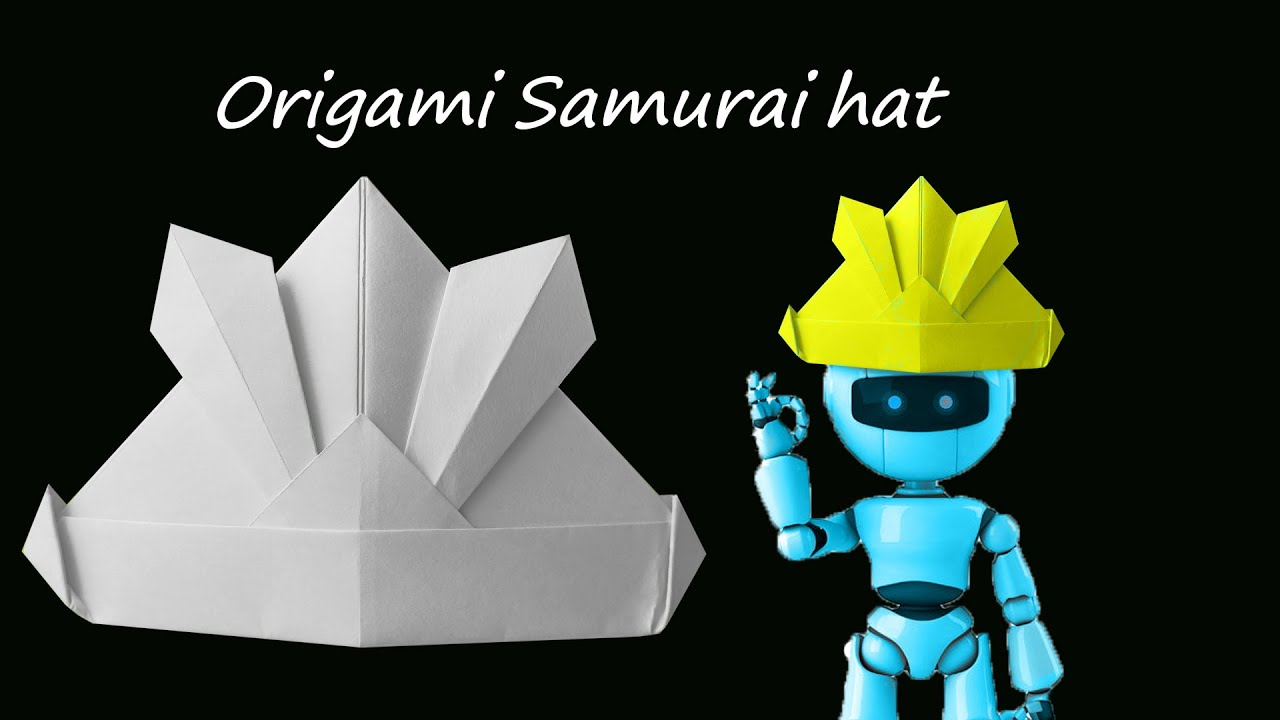 easy origami for kids instructions: Origami Instructions Samurai ... | 720x1280