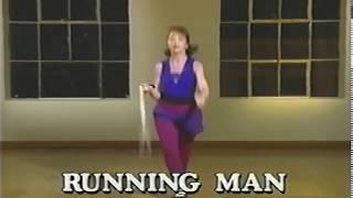 Running Man Jump Rope