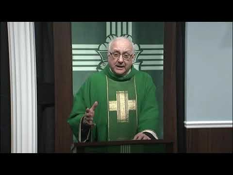 TV Mass Homily 2020 02 23