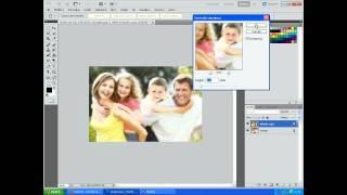 Tutorial photoshop CS5 - Realizzare l'effetto flou