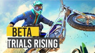 Trials Rising|Conferindo A BETA | Moto,Lama E Ossos Quebrados #Trials #Rising #Ubsoft