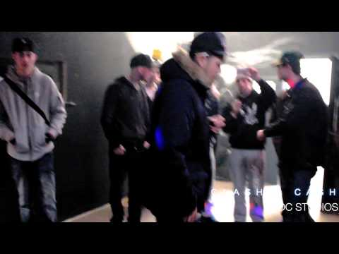 CLASH 4 CASH @ DC Studios   Teezy vs Xplicit