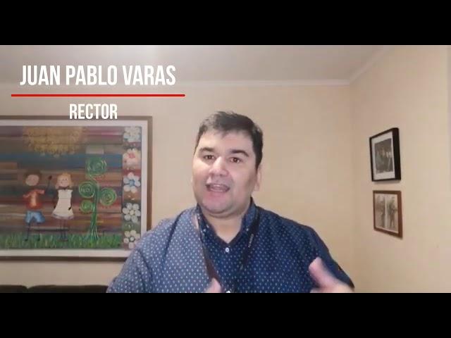 Rector de Pumahue Puerto Montt envía un saludo de reflexión a nuestra comunidad educativa