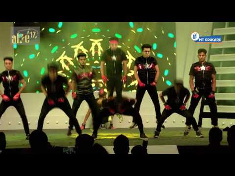 Kings United's Scintillating Dance Performance At Mahesh Tutorial 's AFAE 2017