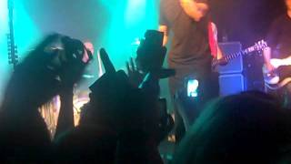 Simple Plan - My Alien (live In London @ Rentless Garage June 8th, 2011) Pt. 1