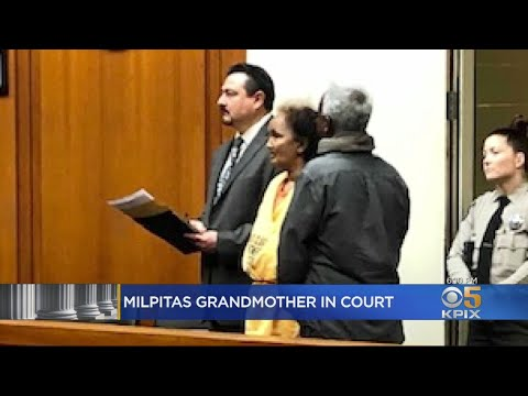 Milpitas Grandmother Accused Of Killing 3-Year-Old Grandson Appears In Court