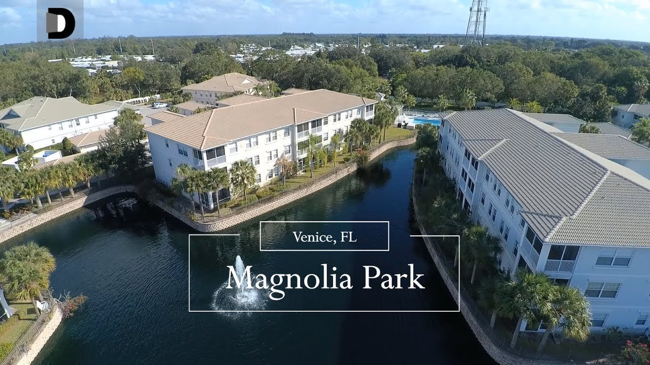 Magnolia Park | Condos for Sale | Venice FL - YouTube