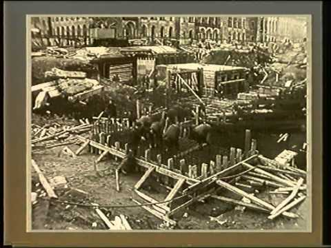 28895 50 jaar wederopbouw - Rotterdam 1991 - lokale omroep Rotterdam TV