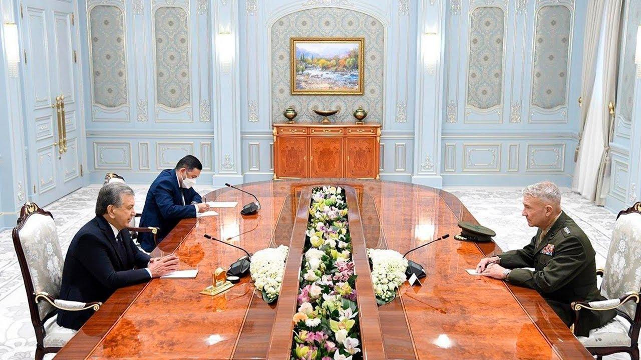 Ш.Мирзияев обратился к США за защитой. Прокси война между России и Узбекистаном будет самой кровавой