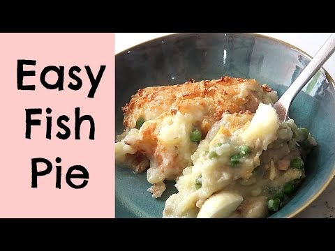 FISH PIE MADE EASY | KERRY WHELPDALE