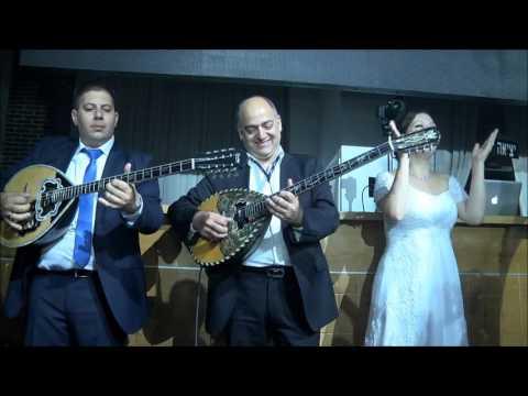 מנוליס ותומר זורבה manoils karantinis & tomer play zorba