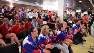 2014 World Youth - Junior Team USA highlights