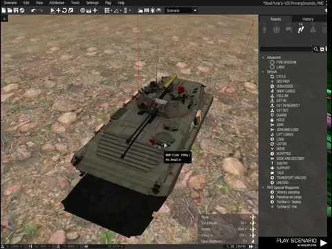 Arma 3: Add Action to Trigger Activation Tutorial