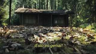 La cabaña del bosque (La Cabaña del Terror) - Trailer español subtitulado HD