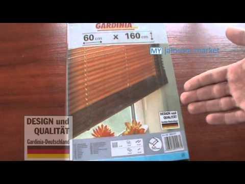 Cмотреть видео онлайн Жалюзи деревянные - колониальные.mpg